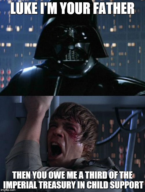 I Am Your Father Memes Gifs Imgflip