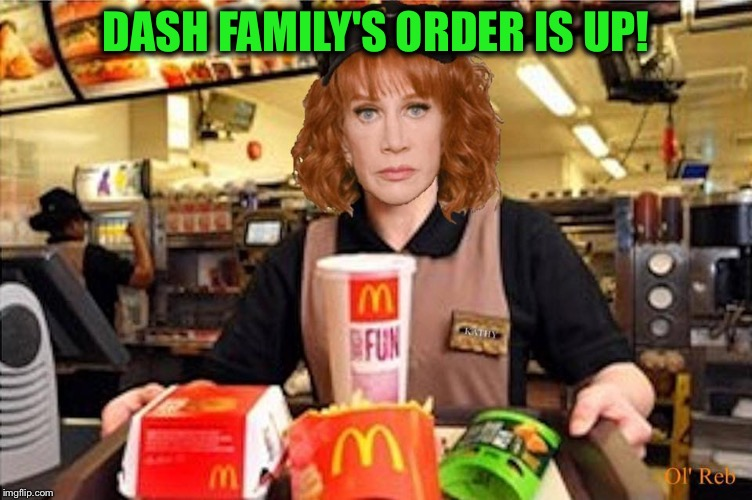 DASH FAMILY'S ORDER IS UP! | made w/ Imgflip meme maker