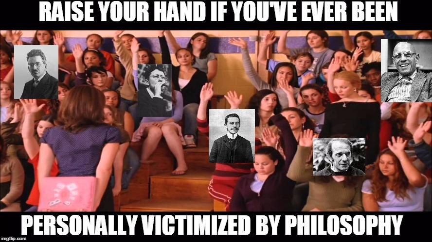 Raise Hand Mean Girls Imgflip