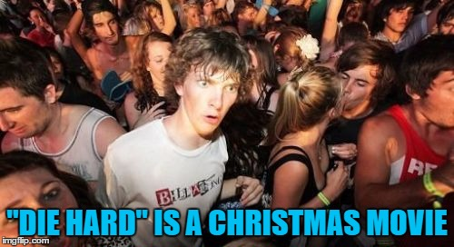 "So is ""Home Alone"" apparently... :) 