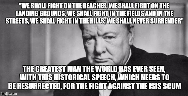 Winston Churchill Imgflip