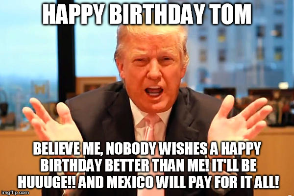 1qf3rv trump birthday meme imgflip