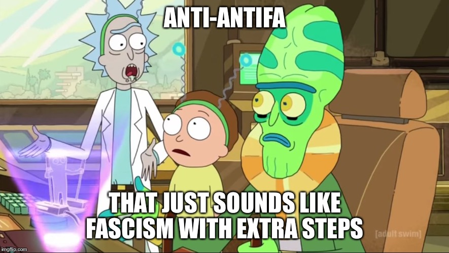 Image Result For What Is Antifa Really