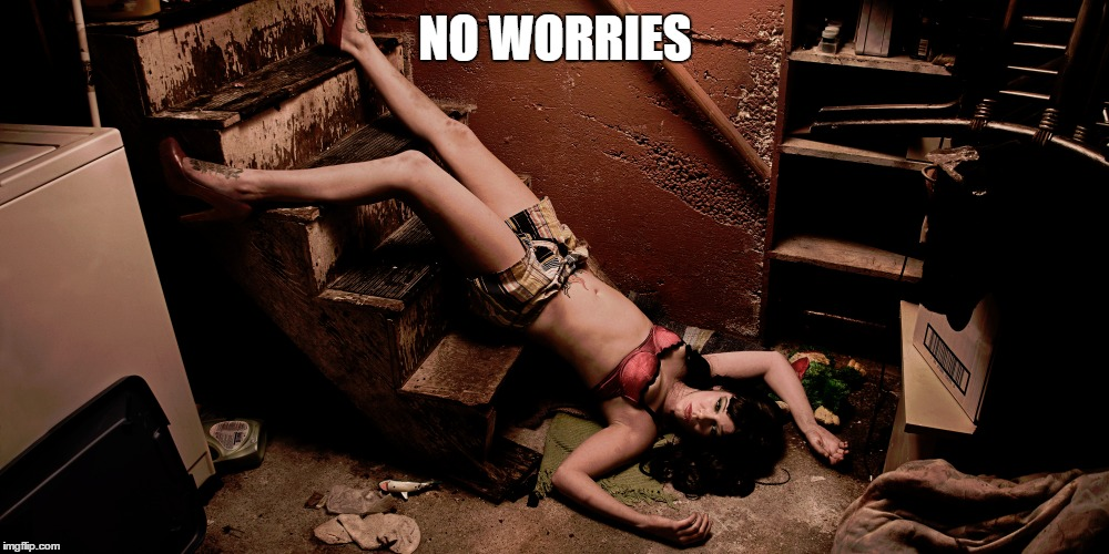 NO WORRIES | made w/ Imgflip meme maker