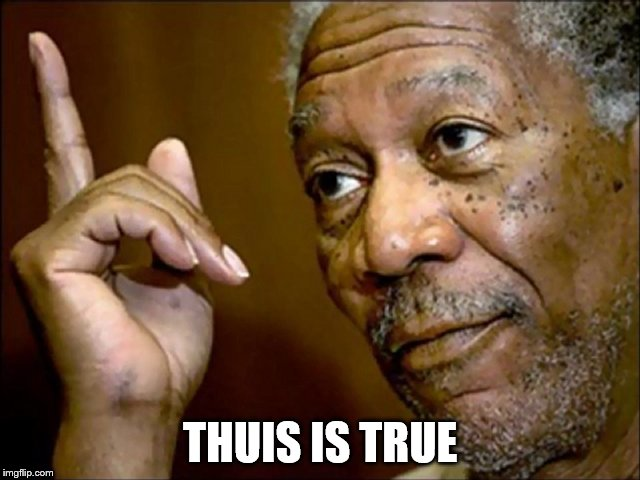 THUIS IS TRUE | made w/ Imgflip meme maker