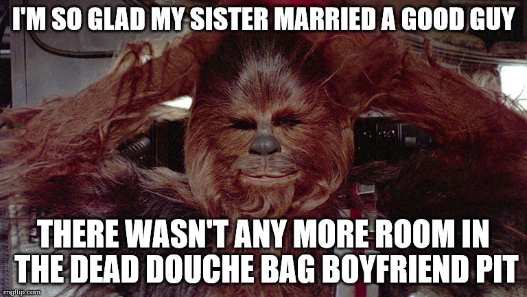 Chewbacca relaxed Meme Generator - Imgflip