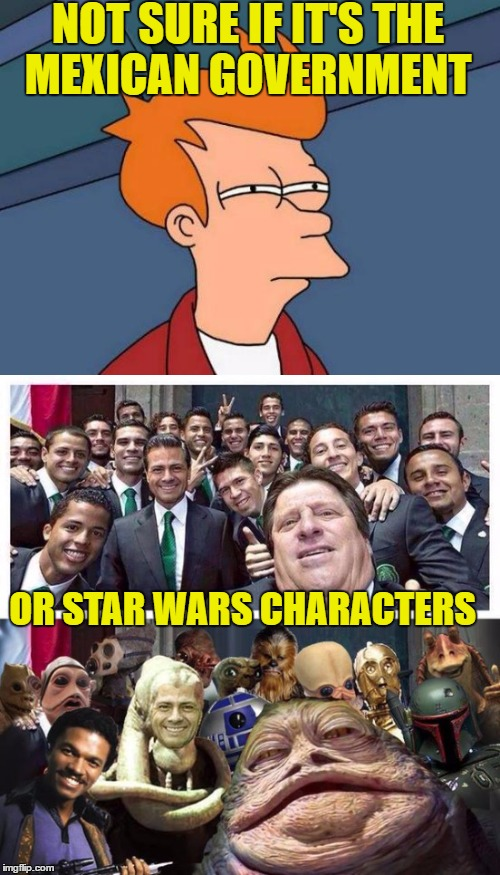 "Gobierno guerras de la estrella ""government of star wars"" 