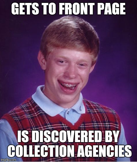 "Be Careful Of ""Rich & Famous"" Status 