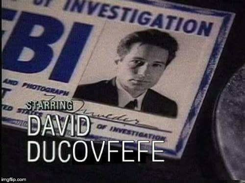 image tagged in memes,fox mulder the x files | made w/ Imgflip meme maker
