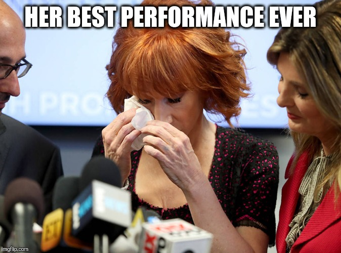 HER BEST PERFORMANCE EVER | made w/ Imgflip meme maker