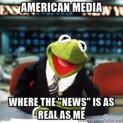 """news"" Kermit 