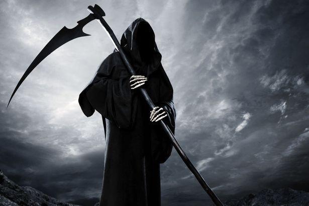 Grim Reaper , Memes, funny Blank Template - Imgflip