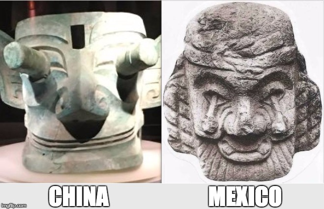 CHINA                       MEXICO | image tagged in meme | made w/ Imgflip meme maker