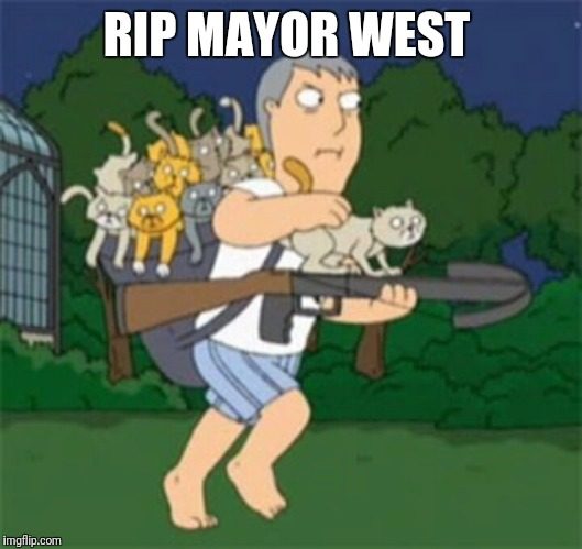 RIP MAYOR WEST | image tagged in adam west | made w/ Imgflip meme maker
