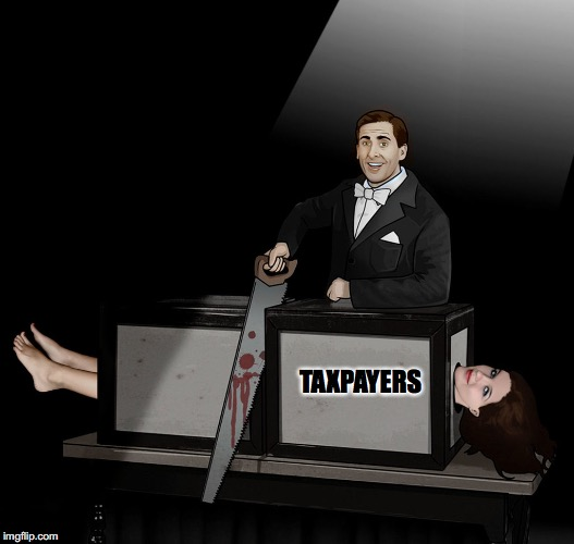 TAXPAYERS | made w/ Imgflip meme maker