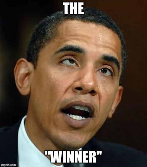 "partisanship | THE ""WINNER"" 