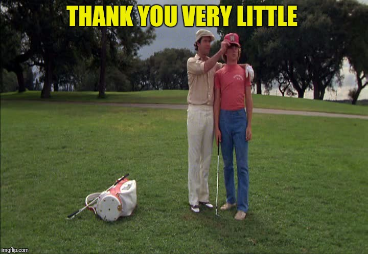 THANK YOU VERY LITTLE | made w/ Imgflip meme maker