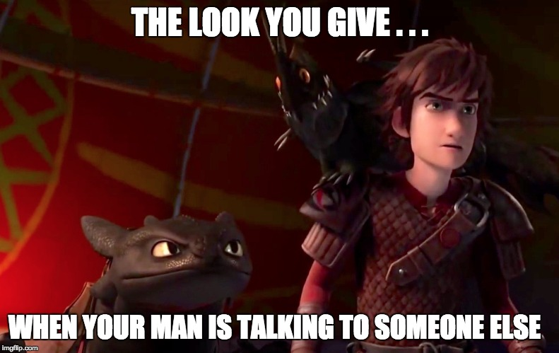 1qr3h7 image tagged in toothless,hiccup,how to train your dragon imgflip
