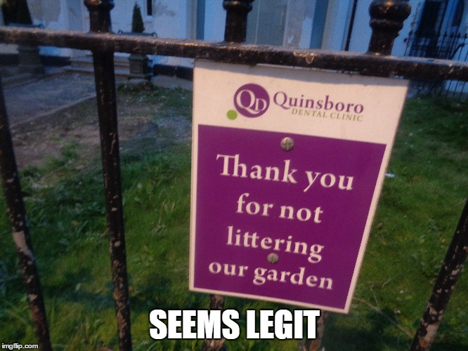 "That's a real nice-looking ""garden"" you got there... 
