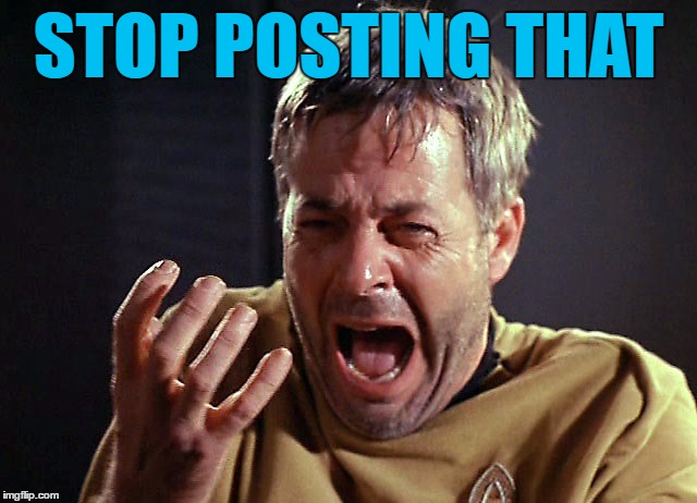 STOP POSTING THAT | made w/ Imgflip meme maker