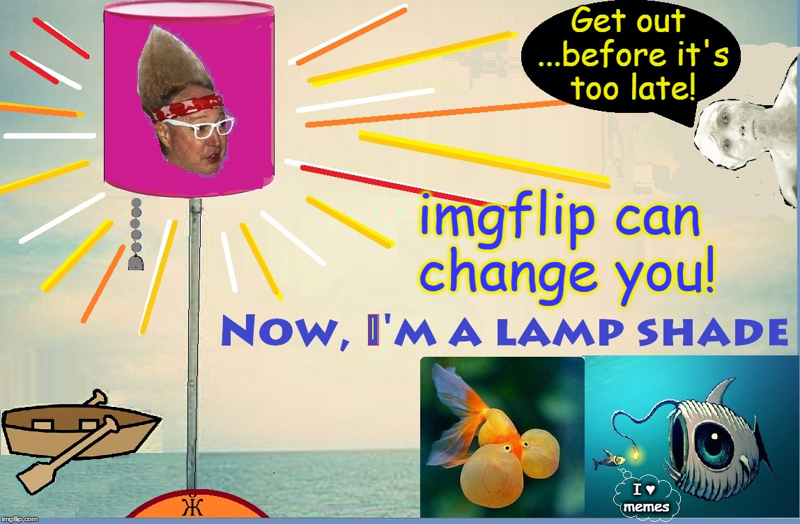 confessions of an imgflip addict | Get out ...before it's too late! imgflip can change you! I ♥ memes | image tagged in vince vance,imgflip,welcome to imgflip,imgflip meme,imgflip users,imgflip front page | made w/ Imgflip meme maker