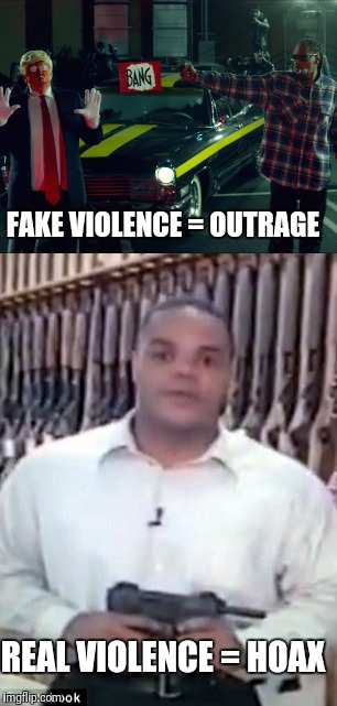 How the internet works. | FAKE VIOLENCE = OUTRAGE REAL VIOLENCE = HOAX | image tagged in memes,lavender,roanoke | made w/ Imgflip meme maker