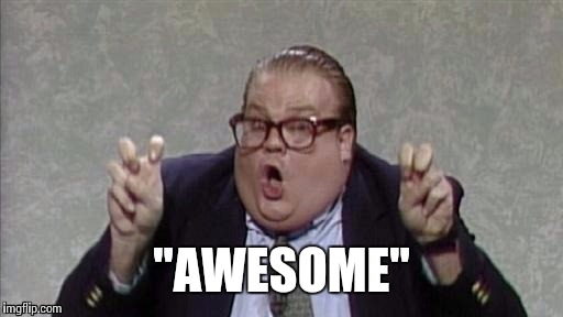 """AWESOME"" 