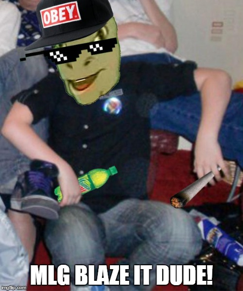 mlg jeff by awesom1 on DeviantArt |Jeffy Mlg Meme
