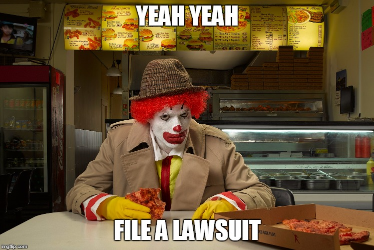 YEAH YEAH FILE A LAWSUIT | made w/ Imgflip meme maker