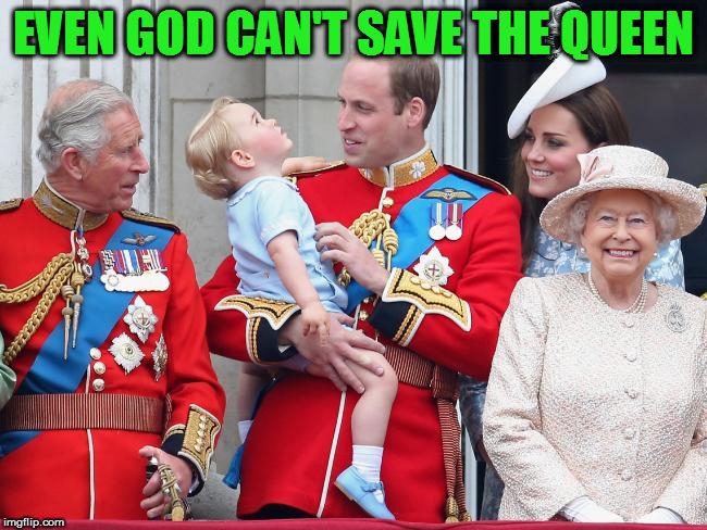 Image tagged in kedar joshi,queen elizabeth,queen of england