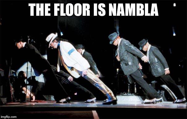 Boy lava imgflip for Floor is lava meme
