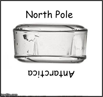 What globe-believers think | image tagged in upside-down,water,gravity,fake,flat earth,flat earth reality | made w/ Imgflip meme maker