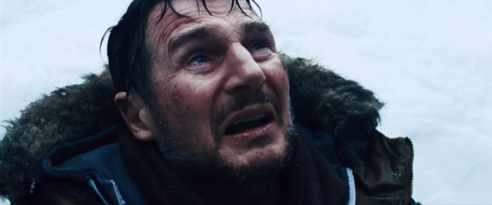 High Quality Sad Liam Neeson Blank Meme Template