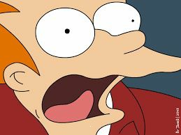 fry screaming  | :) | image tagged in fry screaming | made w/ Imgflip meme maker