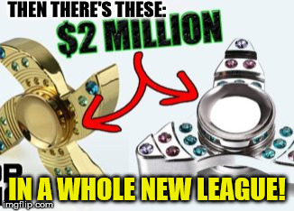 THEN THERE'S THESE: IN A WHOLE NEW LEAGUE! | made w/ Imgflip meme maker