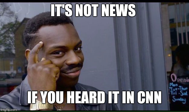 Kebab | IT'S NOT NEWS IF YOU HEARD IT IN CNN | image tagged in memes | made w/ Imgflip meme maker