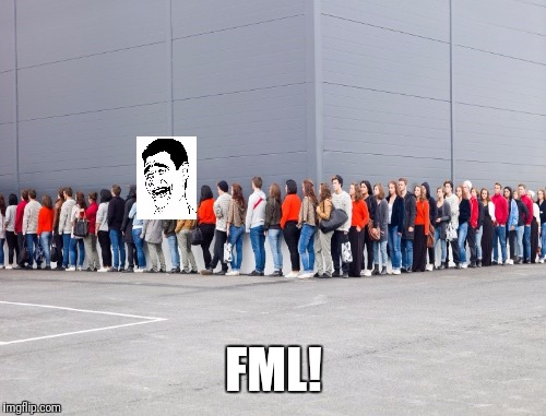 FML! | made w/ Imgflip meme maker