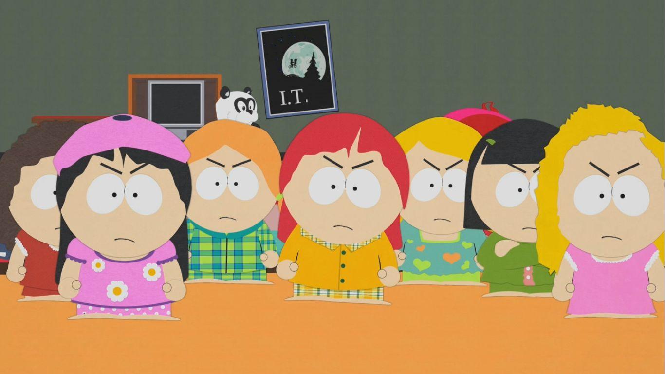 South Park Meme Template