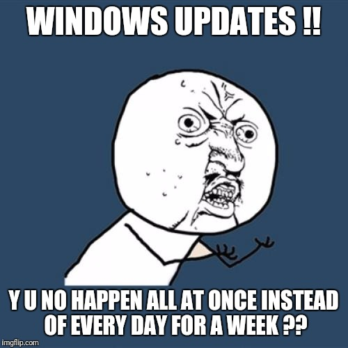 """Uh-oh, flag on the Shut Down button, AGAIN."" 