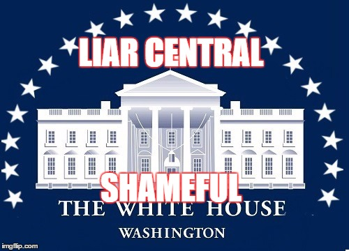 Image result for the liar in the white house