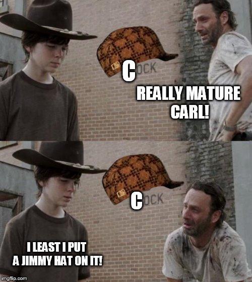 1rg7ss rick and carl memes imgflip,Carl Rick Meme