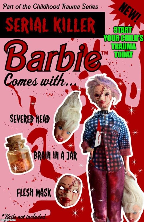 "What do you mean ""*Knife not included""?!? 