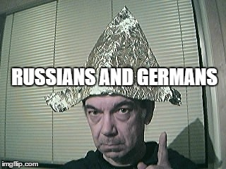 RUSSIANS AND GERMANS | made w/ Imgflip meme maker