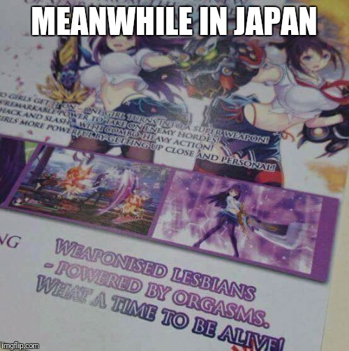 Japan showing the way... | MEANWHILE IN JAPAN | image tagged in memes,japan,japanese,meanwhile in japan,why japan | made w/ Imgflip meme maker