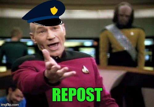 Picard Wtf Meme | REPOST | image tagged in memes,picard wtf | made w/ Imgflip meme maker