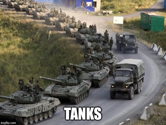 TANKS | made w/ Imgflip meme maker