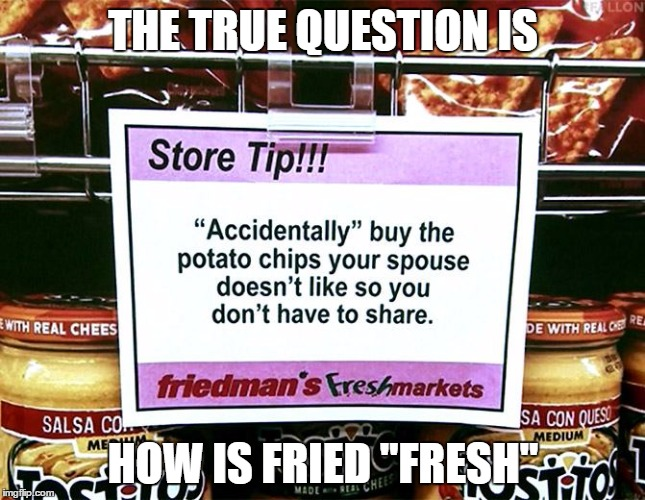 "next macdonalds salad | THE TRUE QUESTION IS HOW IS FRIED ""FRESH"" 