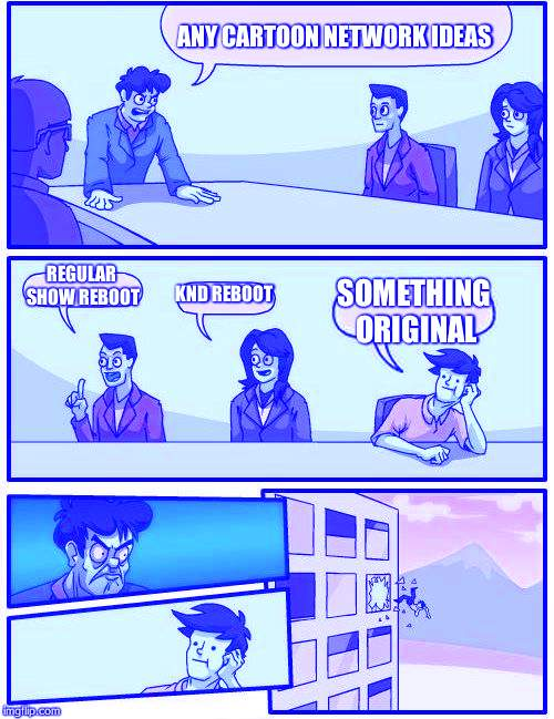 Boardroom Meeting Suggestion Meme Imgflip