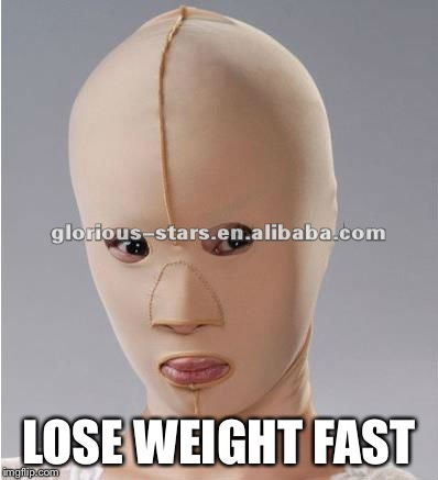 LOSE WEIGHT FAST | made w/ Imgflip meme maker