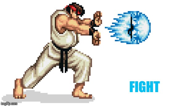 Ryu street fighter | FIGHT | image tagged in ryu street fighter | made w/ Imgflip meme maker